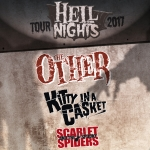 HELL NIGHTS 2017 - The Other + Kitty in a Casket + Scarlet & The Spooky Spiders