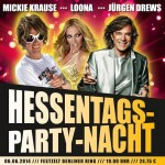 Hessentags-Party-Nacht - Bensheim