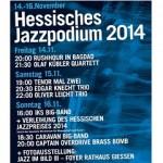 Hessisches Jazzpodium 2014