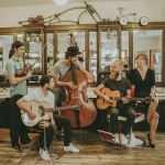 Bild: Hot Club du Nax - Gypsy Jazz Kollektiv