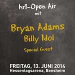 Bryan Adams, Billy Idol