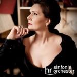 hr-Sinfoniekonzert - Anna Larsson, Antonello Manacorda