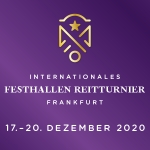 Bild: Internationales Festhallen Reitturnier 2020