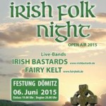 Irish Folk Night Dömitz