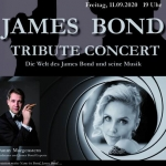 James Bond Tribute Concert - Singakademie Ortenau