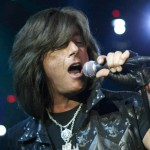 Joe Lynn Turner celebrates Rainbow - support: Dynasty