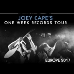 Joey Cape - One Week Records Tour