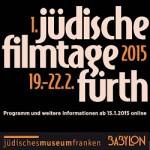 1. Jüdische Filmtage Fürth