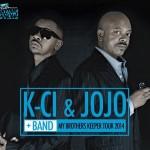 K CI & JOJO - MY BROTHER'S KEEPER TOUR 2014