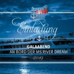 Kaarst Total Ahoi! - Galaabend an Bord der River Dream