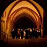 Kerzenführung - Kloster Eberbach beendet die Hauptsaison