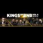 Kings of RnB Vol. 6 - Ginuwine, 112 with Slim, Dru Hill with Sisqo