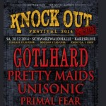 Knock Out Festival 2014