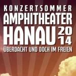 Konzertsommer Amphitheater Hanau 2014
