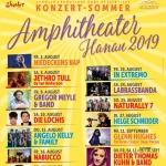 Bild: Konzertsommer Amphitheater Hanau