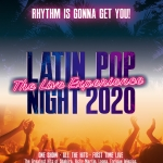 LATIN POP NIGHT 2022!  Rhythm Is Gonna Get You! - The Live Experience! One Show – All The Hits – 1st Time Live!