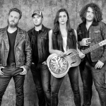 Laura Cox Band - Burning Bright - Tour
