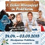 Licher Wiesnfest in Pohlheim
