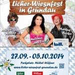 2. Licher Wiesnfest in Gründau - 2. FFH Wiesnhitnacht - Trenkwalder, Victoria & Mickie Krause
