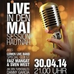 Live in den Mai - Session hautnah