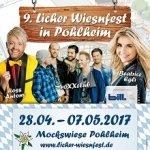 Bild: Licher Wiesnfest in Pohlheim