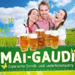 MAI-GAUDI - 2. Esperanto Dirndl- und Lederhosenparty