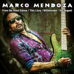 MARCO MENDOZA - (of The Dead Daisies) - Viva La Rock Tour 2018