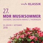 DinnerConcerts MDR Musiksommer 2018