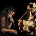 Bild: Meena Cryle & The Chris Fillmore Band