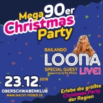 Mega 90er Christmas Party - Oberschwabenklub
