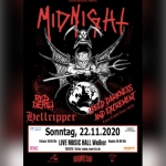 Bild: Midnight - Metal Band