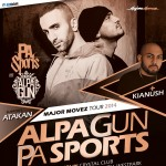 Alpa Gun & PA Sports