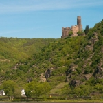 Mondlicht Burg Maus - Loreley Touristik