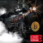 Mord im Bitcoinexpress - Der virtuelle Krimi - Livestream