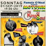 Bild: Motown Soul Oldies - Pamela O'Neal & Kings of Soul