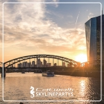 Frankfurt 2019 MS Catwalk - Sunset Cruise
