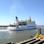 Neuwerk - Cuxhaven - Einfache Fahrt - MS Flipper