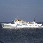 Cuxhaven - Helgoland - Einfache Fahrt - MS Funny Girl