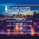 MS Catwalk Skyline Party 2017 - Main Abend