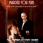 Murder for Fun - Krimi Murder Mystery Dinner