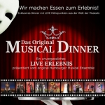 Bild: Musical Dinner - Original Hamburger Musical Ensemble