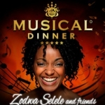 Bild: Musical Dinner - Mit Zodwa Selele, dem Star aus Sister Act, and friends