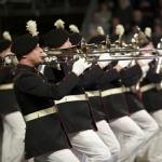 Bild: Musikparade - Europas größte Tournee der Militär- und Blasmusik