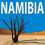 Namibia, endlose Weite - Multivisionshow mit Wolfgang Bauer