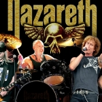 Nazareth + support - 50th Anniversary Tour - Part II