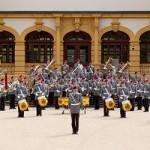 Neujahrskonzert - Benefizkonzert des Heeresmusikkorps Veitshöchheim