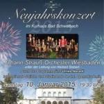 Neujahrskonzert - Johann Strauß Orchester Wiesbaden - Opera Classica Europa
