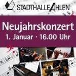 Neujahrskonzert - Sinfoniekonzert mit der Neuen Philharmonie Westfalen