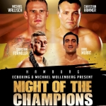 Night of the Champions - Hammer vs. Wallisch