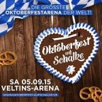Oktoberfest auf Schalke